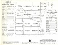 Index Map, Winnebago County 1963